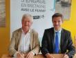 Le Pays de Brest : 1er signataire DLAL FEAMP
